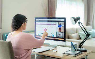 Sådan holder du et godt online møde